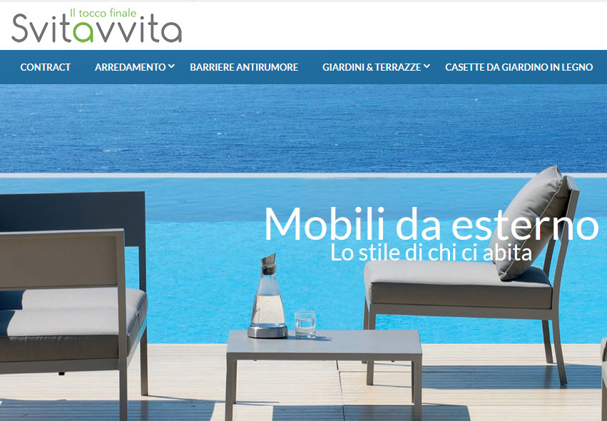 E-Commerce Magento Svitavvita