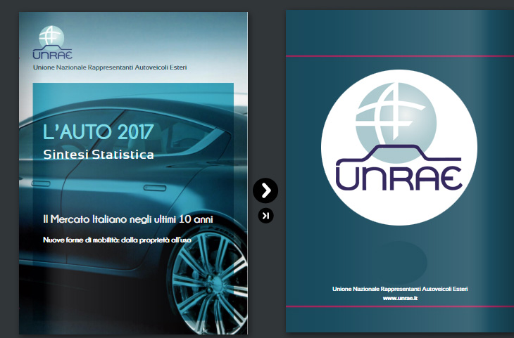 Annual Report e Sintesi Statistica 2017