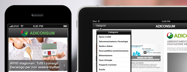 App per iPhone - iPad - Android